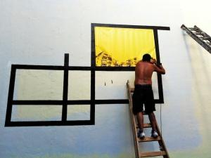 installing El Cielo Arriba