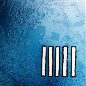 barras sobre mojado