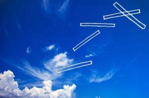 light sky